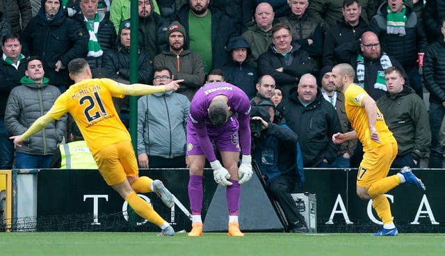 Celtic lost to Livingston for the first time as they were leapfrogged at the top of the Ladbrokes Premiership by Rangers.