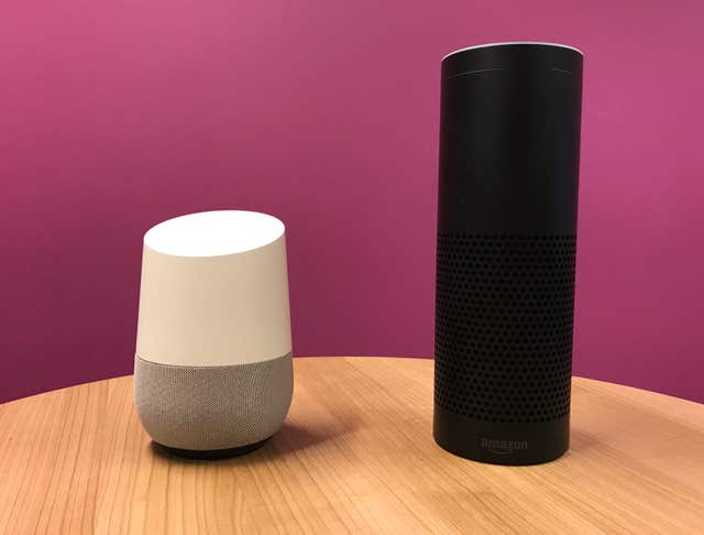 Google launch smart speaker