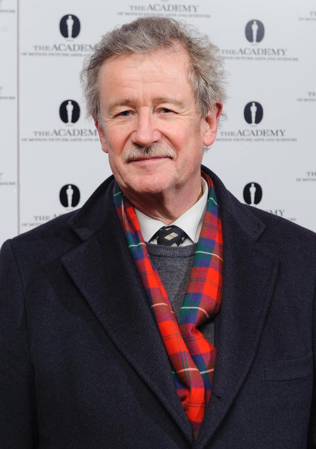 Sir Christopher Frayling will speak at the Great Exhibition Road Festival (Dominic Lipinski/PA)