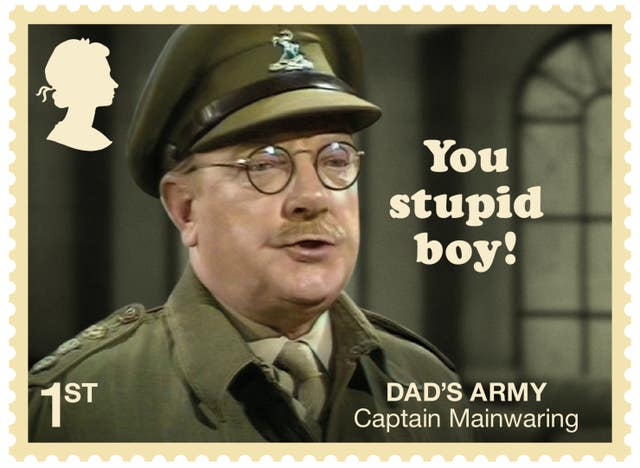 New Captain Mainwaring