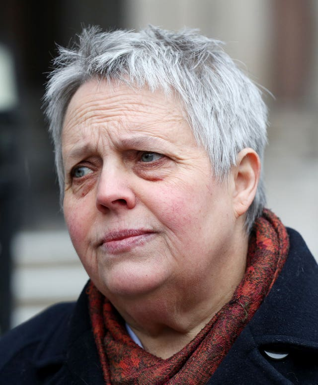 Solicitor Harriet Wistrich, who represents victims of John Worboys (PA)