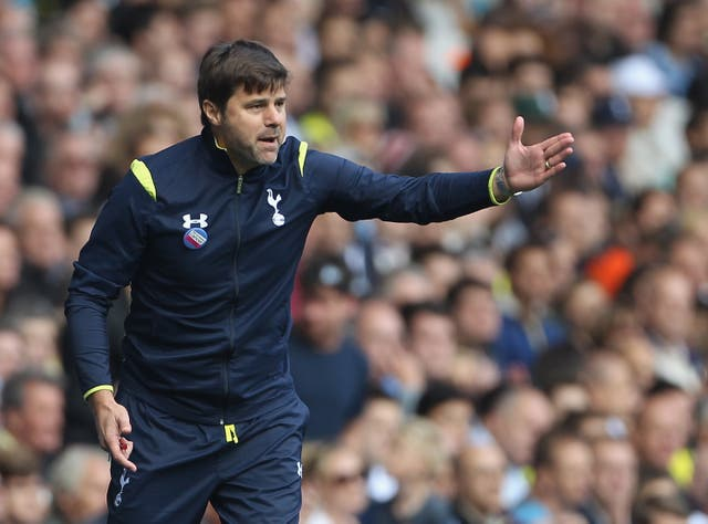 Pochettino, here in 2014, has been in charge for five years