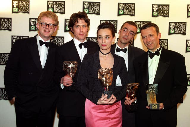 Four Weddings named best British movie