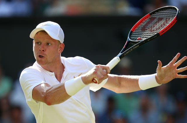 Kyle Edmund has lost his last five matches