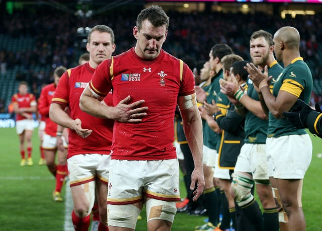 There was more World Cup woe for Wales in 2015