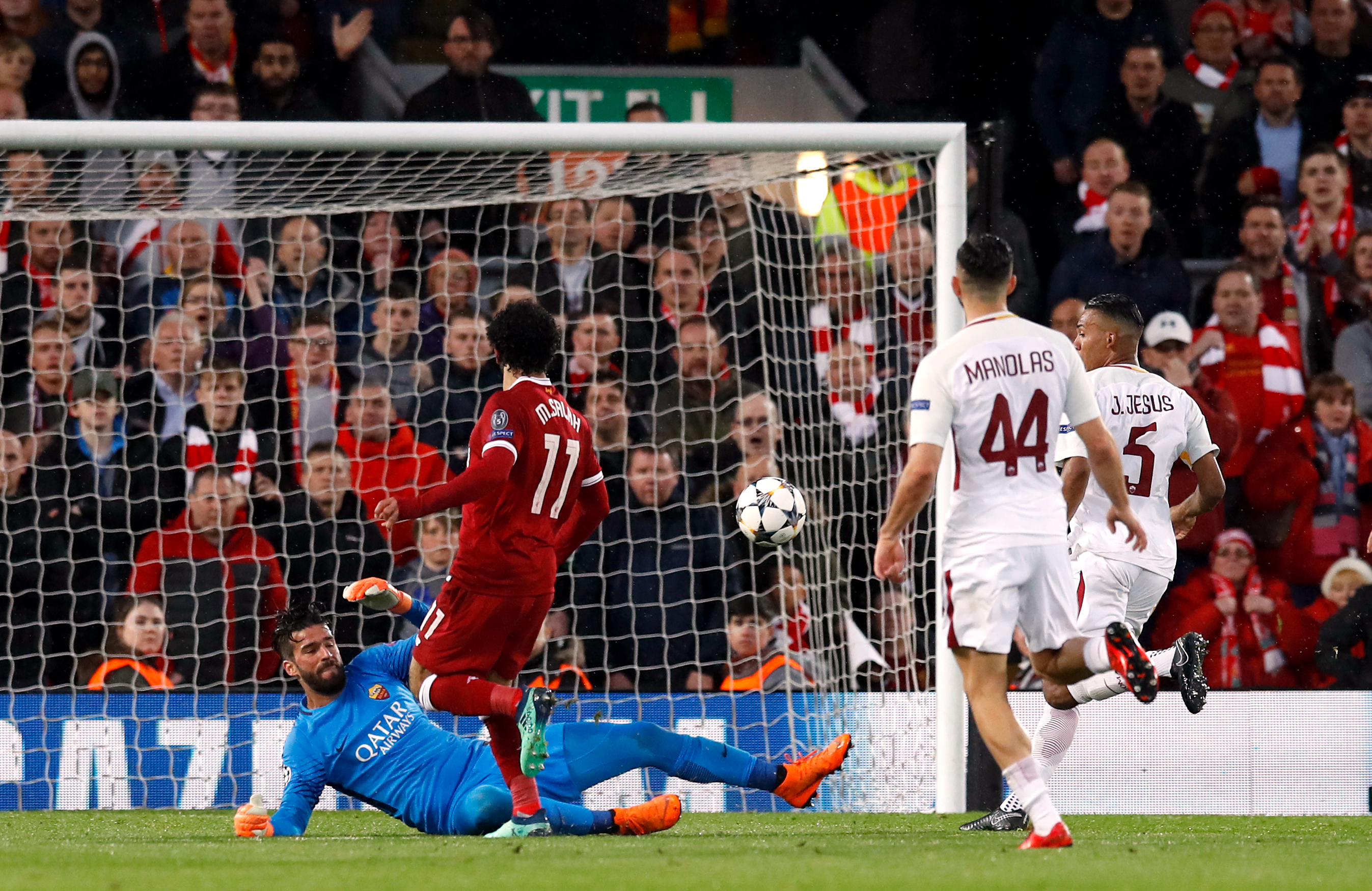 Alisson: Salah hard to stop, should be in contention for Ballon d'Or