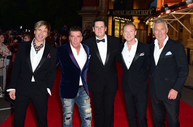 Soul Boys of the Western World Premiere – London
