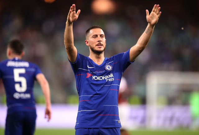 Eden Hazard has left Chelsea for Real Madrid
