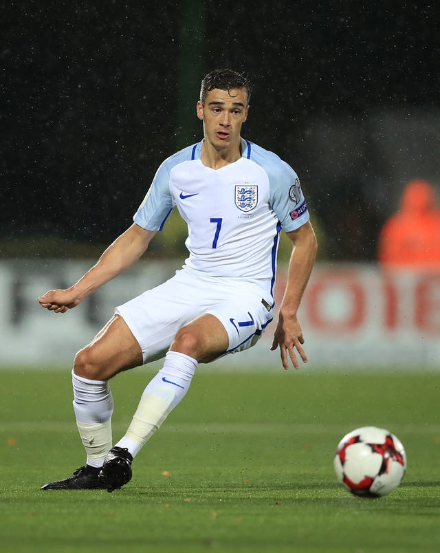 Tottenham midfielder Harry Winks impressed on his England debut in the win in Lithuania.
