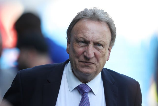 Neil Warnock rejected Jurgen Klopp's claim that the Cardiff pitch was dangerous