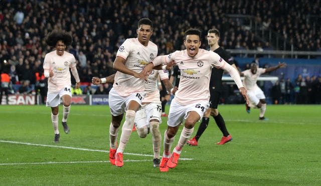 Manchester United pulled off a dramatic comeback in Paris