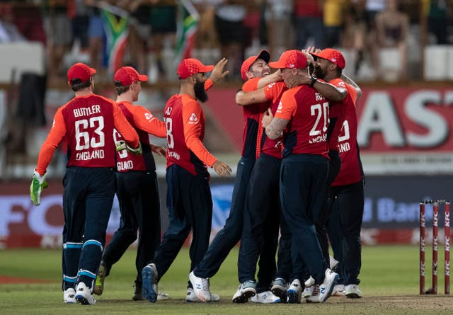 England levelled the series in Durban