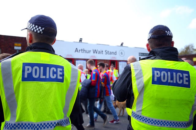 Police will have a say on the venues