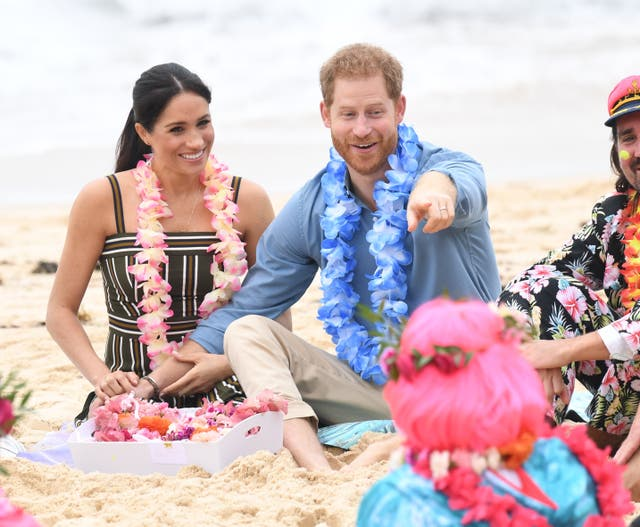 Royal tour of Australia – Day Four