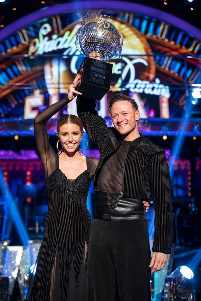 Strictly Come Dancing 2018