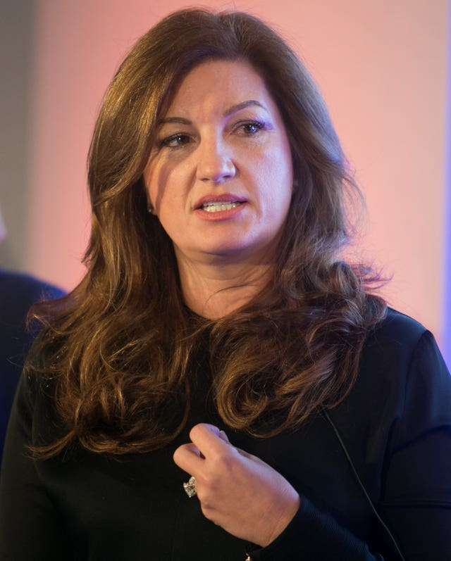 Karren Brady file photo