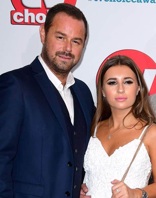 Danny Dyer and his eldest daughter Dani