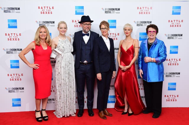 Battle of the Sexes Premiere – BFI London Film Festival 2017