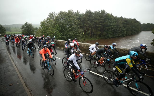 The weather played havoc during the UCI Road World Championships