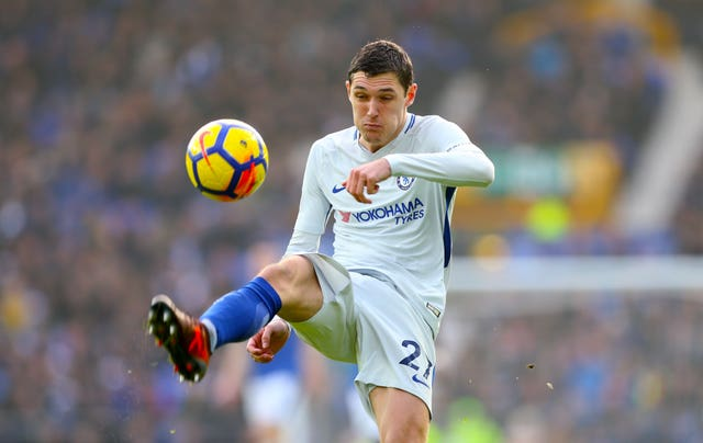 Andreas Christensen has been in impressive form for Chelsea