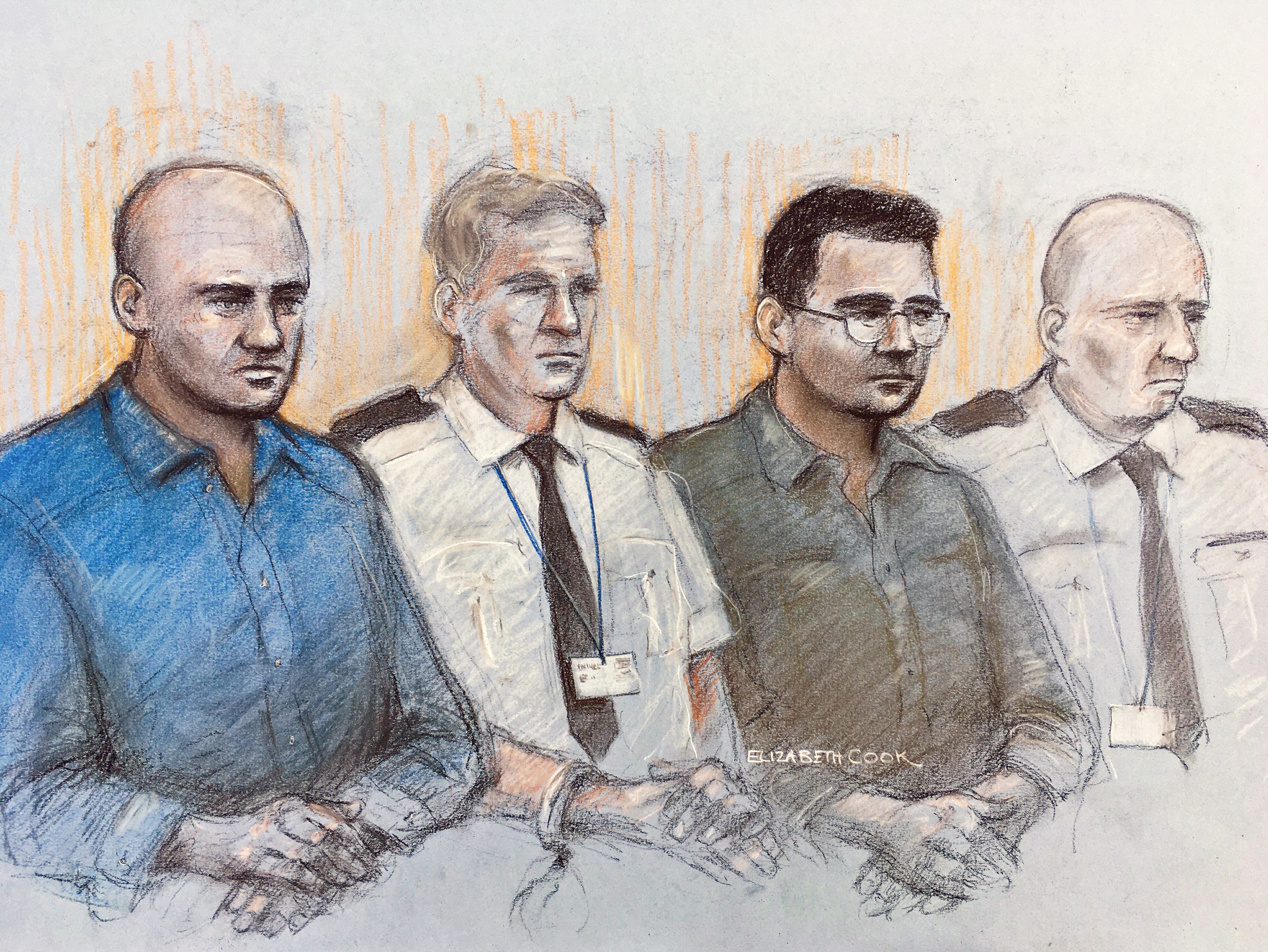 Four men sentenced over Essex lorry deaths of 39 Vietnamese immigrants