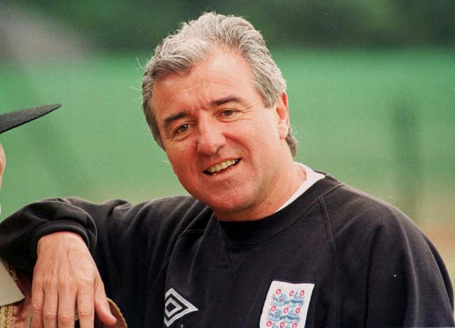 Terry Venables left after Euro 96