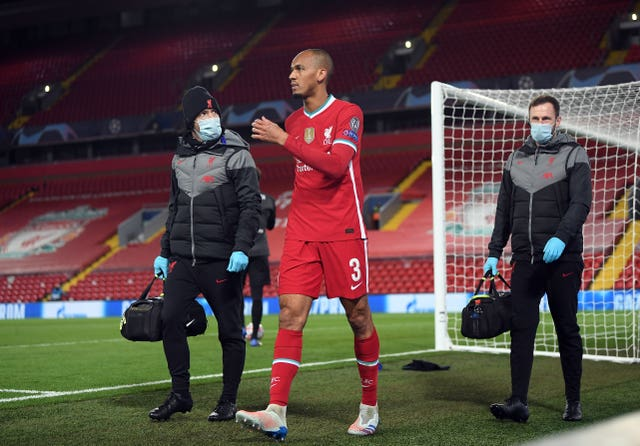 Liverpool win – but Fabinho injury adds to their defensive worries