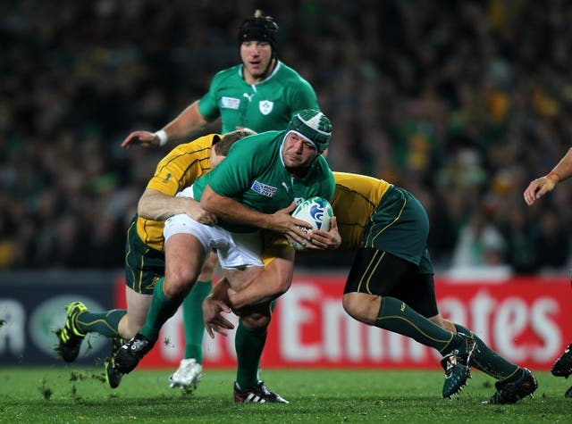 Rugby Union – IRB Rugby World Cup 2011 – Pool C – Australia v Ireland – Eden Park