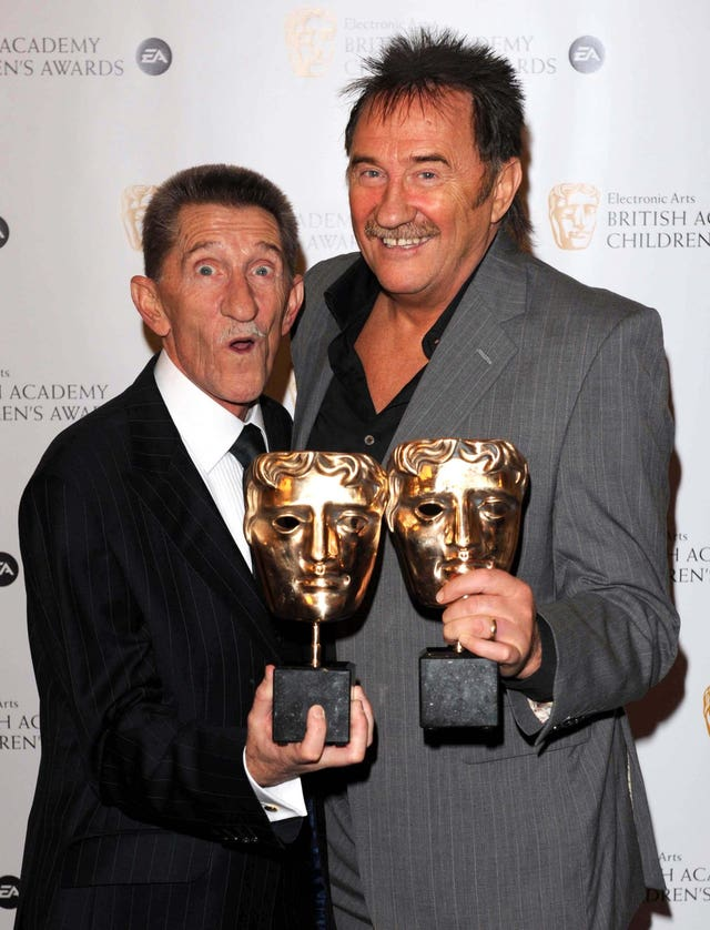 Barry Chuckle death