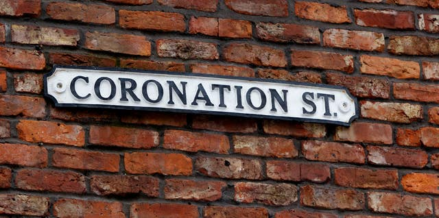 Christmas on Coronation Street – Manchester