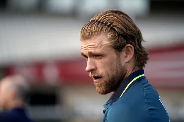 David Willey has missed out on selection