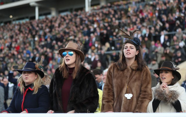 The Cheltenham Festival is scheduled to take place next month