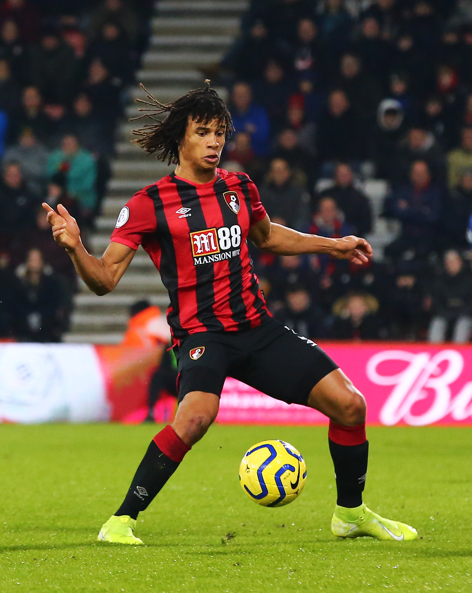 Ake praises 'unbelievable' Guardiola after completing £41m Man City switch
