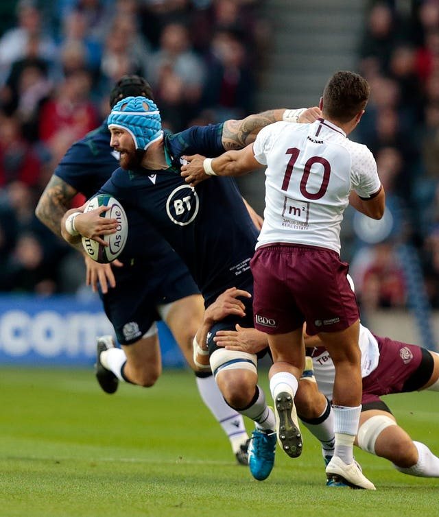 Scotland v Georgia – International Friendly – BT Murrayfield