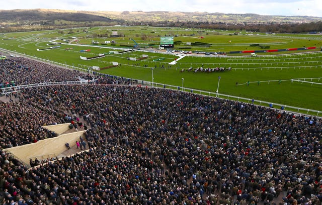 The Cheltenham Festival is due to kick off on March 12