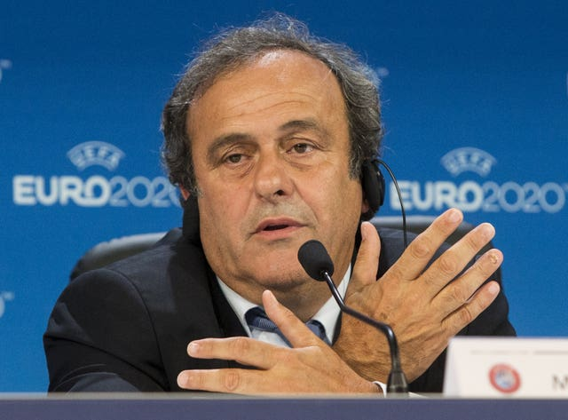 Michel Platini has always insisted the payment was for legitimate work he carried out for FIFA between 1998 and 2002