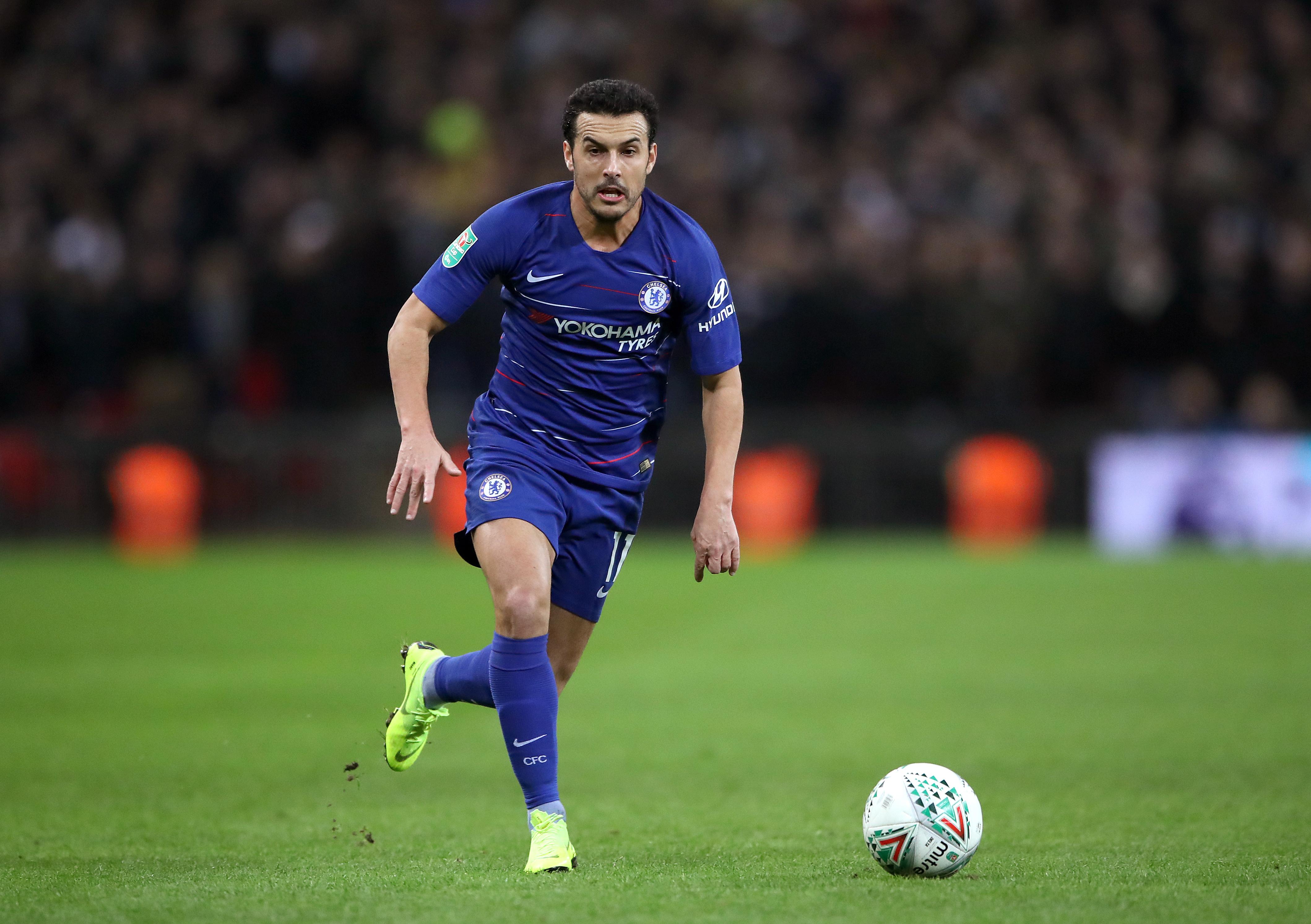 Tottenham Hotspur v Chelsea – Carabao Cup – Semi Final – First Leg – Wembley Stadium