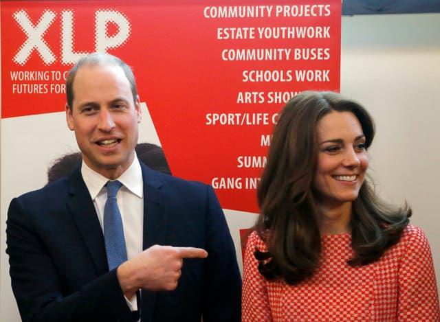 Royal visit to XLP