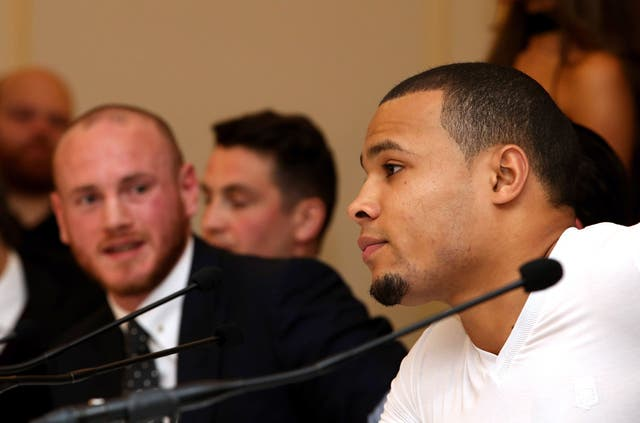 George Groves and Chris Eubank Jr Press Conference – Savoy Hotel