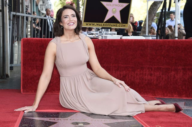 Mandy Moore Honoured with a Star on the Hollywood Walk of Fame