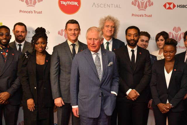 The Prince's Trust Awards