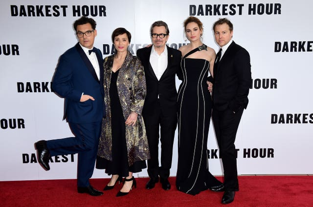 Darkest Hour Premiere – London