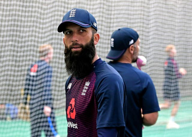Moeen Ali is eyeing a recall after sitting out in Cardiff.