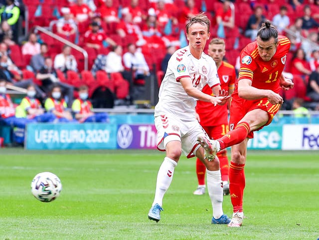Wales 0 - 4 Denmark: Dominant Denmark knock weary Wales out of Euro 2020