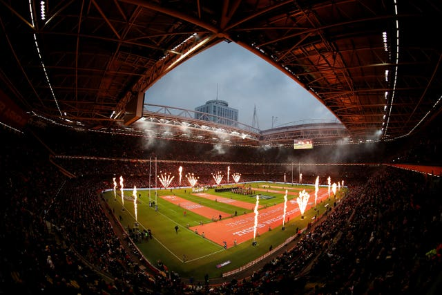 The Principality Stadium roof will be open for the Ireland showdown