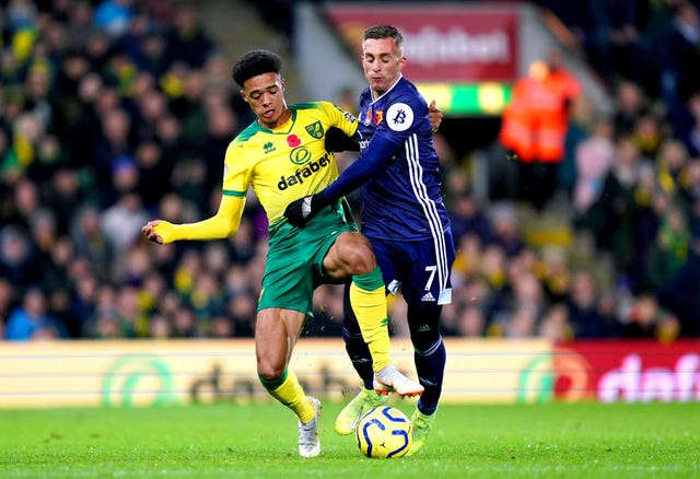 Norwich City v Watford – Premier League – Carrow Road