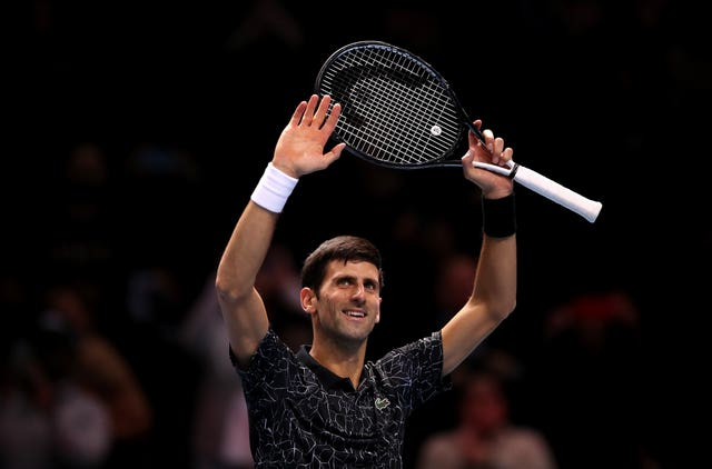 Novak Djokovic will face Kevin Anderson in the semi-finals