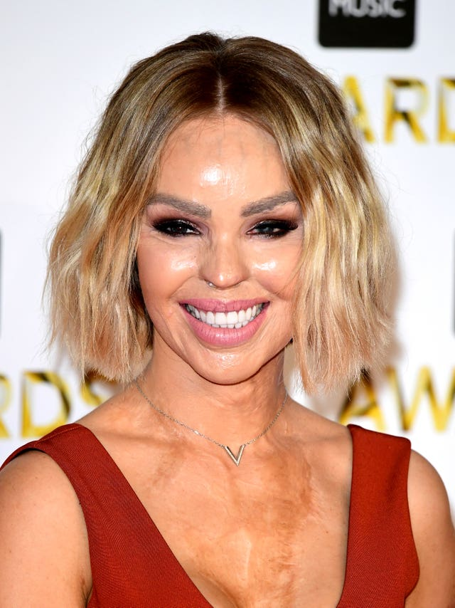 Katie Piper (Ian West/PA)