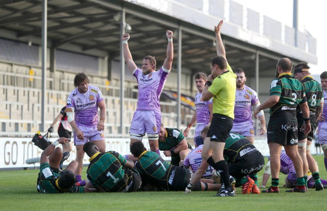 Exeter are the second English side in the semi-finals of the Heineken Champions Cup after they beat Gallagher Premiership rivals Northampton