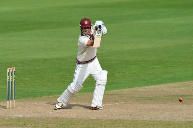 Somerset all-rounder Lewis Gregory
